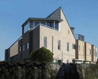 architect boonen - hedendaagse hoekwoning Geel