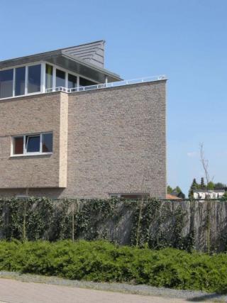 architect herman boonen - lage energie rijwoning