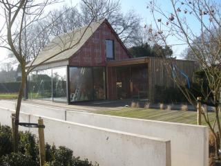 moderne architect Boonen - Geel - strakke architectuur
