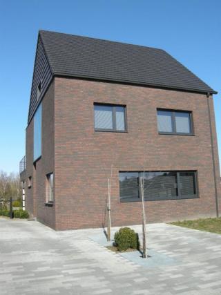 architect herman boonen - sobere 3-gevel woning