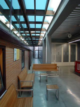 architect Herman Boonen - verbouwen bedrijfsgebouw