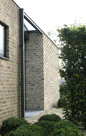 architect herman boonen - minimalistische praktijkwoning