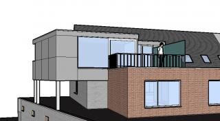architect Herman Boonen - zelfbouwer modern