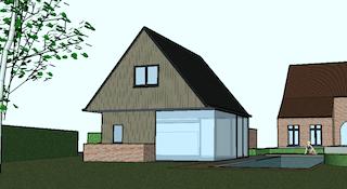 modern architect Westerlo