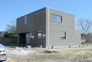 architect Herman Boonen - modern praktijkwoning