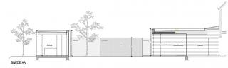 sobere materialenkeuze geeft architecturale ruimte