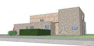 balen moderne architect boonen Geel