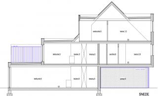 moderne duplex woningen te Balen, architect Boonen
