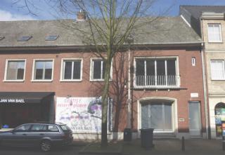 strakke architectuur Boonen