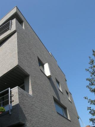 architect herman boonen - eigentijds appartementsgebouw