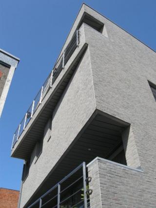 architect herman boonen - hedendaags appartementsgebouw