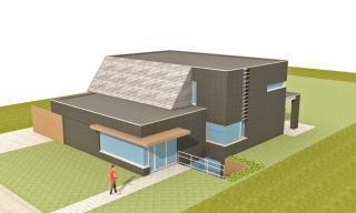 natuurlijke materialenkeuze, minimalistische architectuur