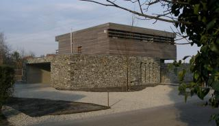 hedendaagse architectuur Mol