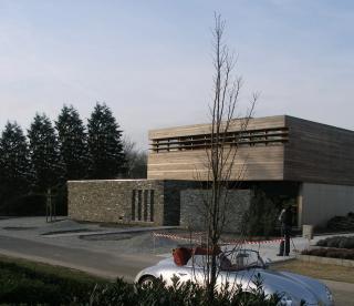 moderne minimalistische woning architect-boonen