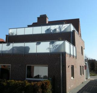architect boonen -  Geel modern appartement