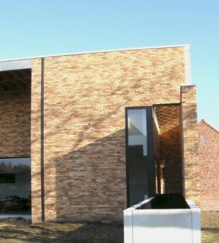 Geel - moderne architect Boonen -