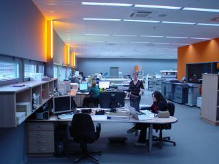 Architect Herman Boonen - uitbreiding bedrijfsgebouw