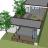 moderne tuinkamer, overdekte buitenkeuken, architect Geel